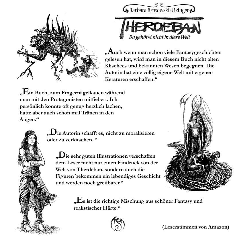 Leserstimmen zu Therdeban