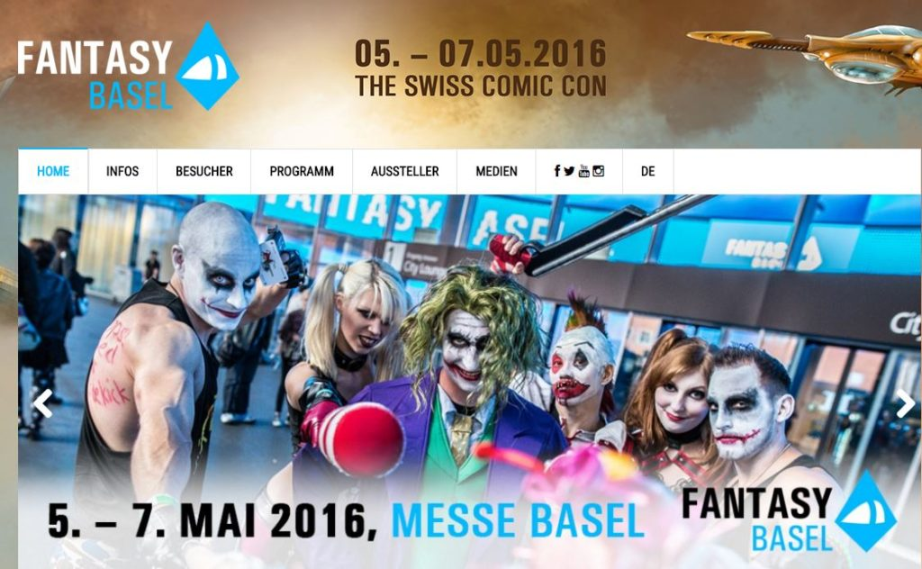 Fantasy Basel 2016