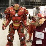 Hulkcrusher Costumeplayer aus Italien
