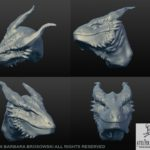 Bansull als 3D Modell