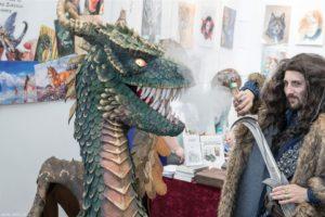Vikinger versus Drachen