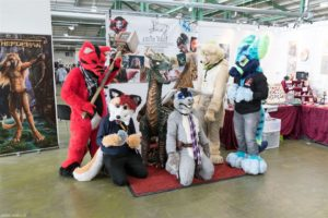 Furry Cosplayer