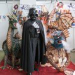 Lord Vader mit den Drachen