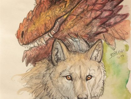 roter_Drache_Weisser_wolf